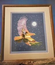 Vintage Spirit of the Eagle, Dimensions Counted Cross Stitch Pattern Booklet 247