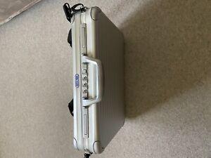 ✔✔ Rimowa Aktenkoffer Aluminium  * Vintage * Neu & Unbenutzt *