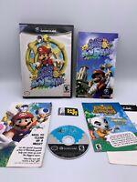 Super Mario Sunshine (Nintendo GameCube, 2002) Complete CIB