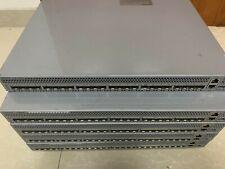 Arista Dcs-7124Sx-R 24-Port 10Gb Sfp+ L2/L3 Switch R-F Airflow 2x Ac Psu Hss