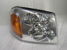 GMC Envoy Denali  Headlight Front Lamp 2002 2003 04 2005 2006 OEM passenger Side