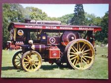 POSTCARD  LORD NELSON' TRACTION ENGINE