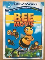Bee Movie 2007 Jerry Seinfeld DreamWorks Animated Film Movie with Slipcover
