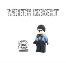 FUNNY BRICK Custom Nightwing Lego Minifigure
