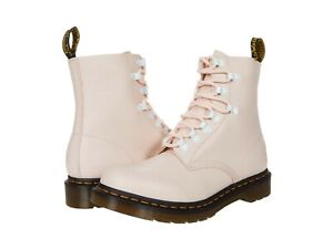 Women's Shoes Dr. Martens 1460 PASCAL IRIDESCENT HARDWARE Boots 26412971 PINK