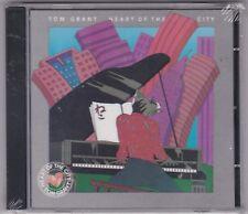 Tom Grant  # Heart of the city #   CD NUOVO SIGILLATO