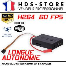 MT300 MODULE CAMERA FULL HD 1080P MICRO SD JUSQU'À 256 GO DIRECT WIFI 60 FPS