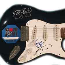 Bon Jovi Signed Guitar Jon Bon Jovi Autograph Richie Sambora David Bryan Tico T