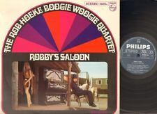 ROB HOEKE Robby's Saloon LP NMINT 1968 Rob Hoeke Boogie Woogie Quartet