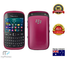 Original BlackBerry Curve 9320 Unlocked Smartphone GSM QWERTY 512MB PINK OZ