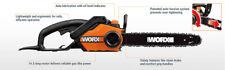 "WORX 3.5 HP 14.5 AMP Electric 16"" Bar Chainsaw"