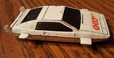 Vintage Corgi Juniors 007 James Bond White Lotus Esprit Die-cast Toy Car