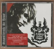 """ASHLEY PARKER ANGEL cd """"Soundtrack To Your Life"""" Blackground NEW 602498572917"""