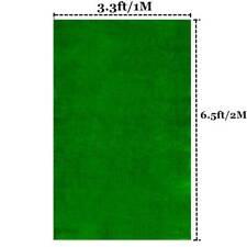 Synthetic Grass Fake Artificial Grass Rug Pet Turf Landscape Lawn Carpet 1x2m