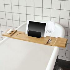 SoBuy® 70cm Schöne Badewannenablage Badewannenbrett,Badewannenauflage FRG104-N