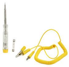 6V 12V 250V AC DC Voltaje Detector Probador Automotriz Sensor Eléctrico LED de bolígrafo