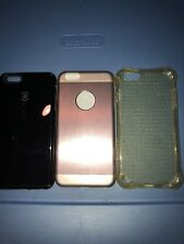 Lot Of 3pc iPhone 6 Plus / 6s Plus Speck , Moshi, Ballistic Cases