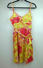 Basque Company Floral Petite Dresses for Women