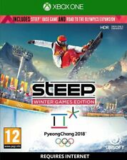Steile & Weg zur Olympiade Expansion Winterspiele Edition Xbox One * NEU PAL *