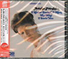 ARETHA FRANKLIN-I NEVER LOVED A MAN THE WAY I LOVE YOU +3-JAPAN CD B50