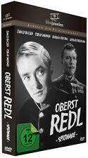 Oberst Redl - Spionage / mit Oskar Werner und Ewald Balser - Filmjuwelen DVD