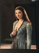 Game of Thrones Natalie Dormer Autographed Signed 11x14 Photo COA N