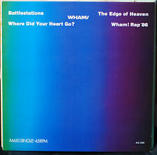 WHAM! ‎– THE EDGE OF HEAVEN  EP, MAXI ( 12 POLLICI)	 LP N. 709