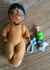 Barbie Kelly Club Tommy Ryan AA African American Black Boy Toddler Baby Doll
