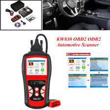OBD2 Car Vehicle Diagnostic Tool Scanner KW850 Auto Code Reader Universal Truck