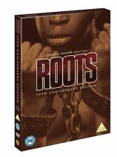 Roots The Original Series 1 DVD 30th Anniversary 4-Disc Box Set
