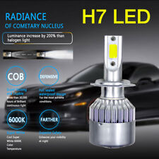 H7 Front Lamp 1pc 36W 6000K LED Headlight High Power LED Fog Light 001