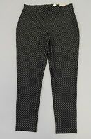 Chico's Women's The Ultimate Fit Crop Pants SV3 Black Size 0 (S) NWT