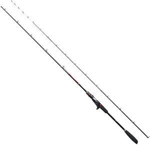 Shimano Bio Impact Light Hirame 73 M235 LEFT Boat fishing bait rod From Japan