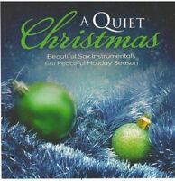 QUIET CHRISTMAS BEAUTIFUL SAX INSTRUMENTALS (CD, 2014, Curb Records)