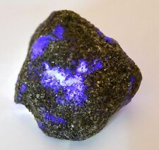 98 Ct. IGL Certified Natural Uncut Blue Sapphire Raw Gemstone Rough-HOLIDAY SALE