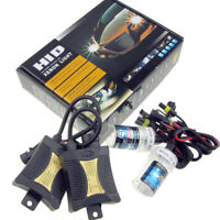 Canbus 55W H7 HID Xenon Conversion KIT Car LED Headlight 6000K 8000K Lamps Bulbs