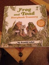 Frog And Toad Storybook Treasury Hardcover