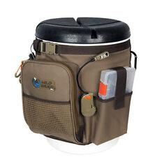 Wild River RIGGER 5 Gallon Bucket Lights Plier Holder 2 PT3500 Trays Bucket Seat