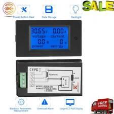 Multi PZEM-051 LCD Stromzähler Digita Voltmeter Strommesser LCD Amperemeter