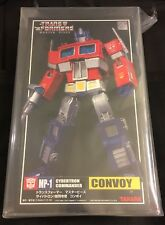 Transformers Masterpiece MP-01 Optimus Prime Convoy AFA U9.0 Uncirculated MISB