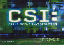 CSI Las Vegas Series 1 Season 1 2 Complete Base Gold Cast & DNA Sets Mini-Master