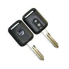 Remote key Fob Blank For all Nissan Stagea M35 NM35 PNM35 & coding instructions