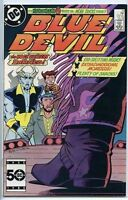 Blue Devil 1984 series # 20 very fine comic book