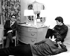 BUDDY HOLLY w/ THE EVERLY BROTHERS ROCK AND ROLL PIONEERS - 8X10 PHOTO (AA-723)