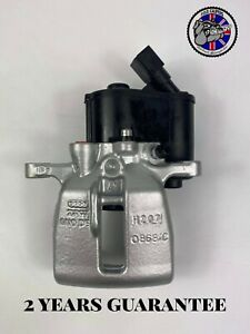 GENUINE AUDI A6 C6 REAR RIGHT TRW electric brake caliper 2005-2007 300mm