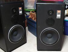 Jbl Cf120 3 Way Bass Reflex Speakers in nice condition