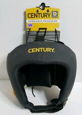 Century Brave Open Face Headgear Mma Gear Mixed Martial Arts Size S/M