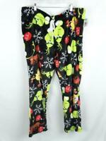 Dr. Seuss The Grinch Christmas Fleece Pajama Lounge Pants Plus 2X 18W-20W