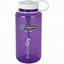 Nalgene 32 Oz Wide Mouth Lexan Bottle - Various Sizes and Colors