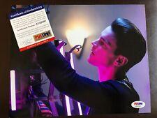 Matt Bomer Signed Magic Mike White Collar Autographed 8x10 Photo PSA/DNA COA